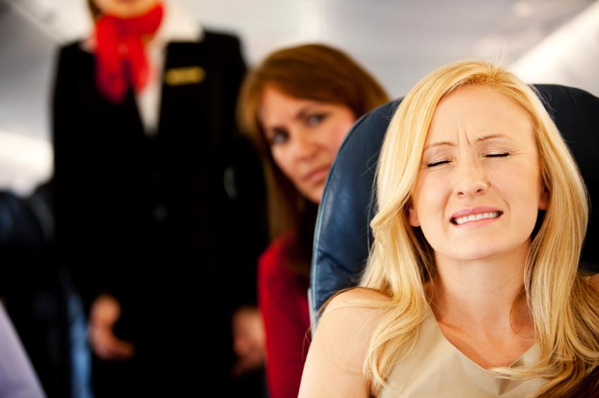 аэрофобия, боюсь летать на самолете фото